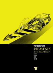 The Complete Nemesis the Warlock: Bk. 1